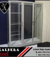 lemari gantung alumunium