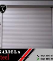 rolling door aluminium
