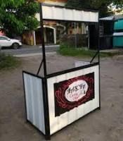 Booth Lipat Galvalum