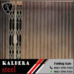 Pintu Folding Gate Yogyakarta