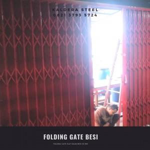folding gate klaten