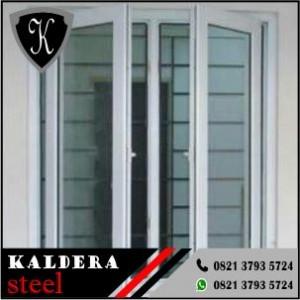 Pintu Jendela Aluminium Kaca