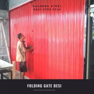 Folding Gate Besi