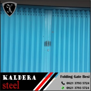 Folding gate Magelang
