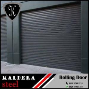 harga rolling door Aluminium