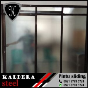 pintu sliding alumunium