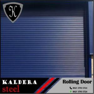 Tips Merawat Rolling Door