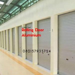 Rolling Door Aluminium Jogja