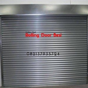 Rolling Door Besi Jogja