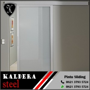 Model Pintu Aluminium Minimalis