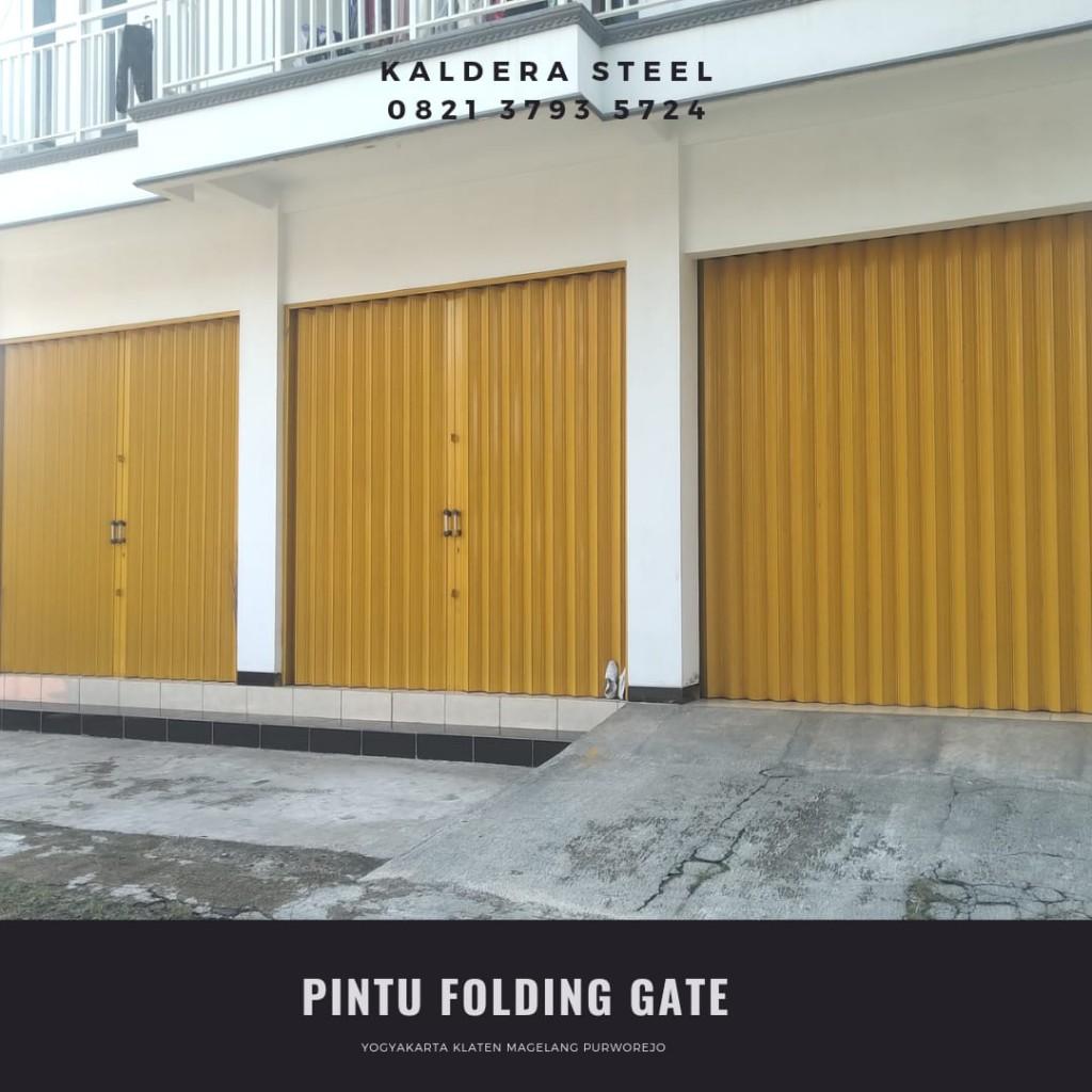 folding gate sleman