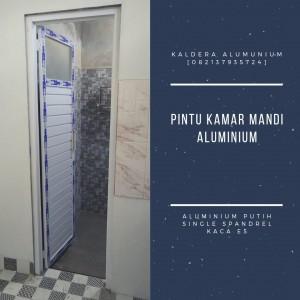 pintu kamar mandi aluminium jogja
