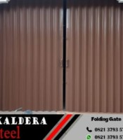 Folding gate di godean