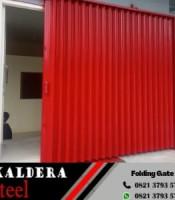 Folding gate di Boyolali